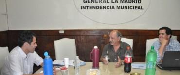 La Madrid: reunión para instalar un NAC