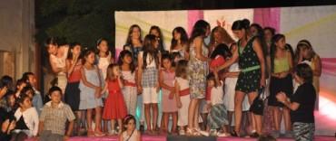 La Madrid: desfile Muestra Anual  de los Talleres Comunitarios