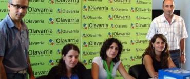 Entrega de libretas para trabajadores agrarios inscriptos en RENATEA