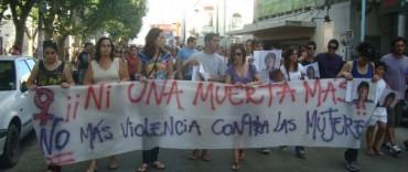 Convocante Marcha contra la violencia de género