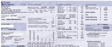 Gas: las boletas llegan con las recategorizaciones del gas importado en función del consumo anual