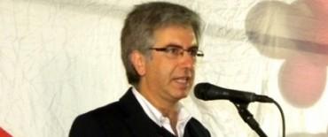 Armendáriz visitó 25 de Mayo y Norberto de la Riestra