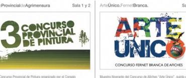 """Dos nuevas muestras nacionales llegan al Centro Cultural """"San José"""""""