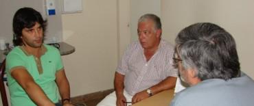 Durante una recorrida de funcionarios, resaltaron la consolidación del Sistema de Salud Municipal en las localidades