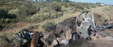 Identificaron a los tres olavarrienses que  fallecieron en un trágico accidente en Río Negro
