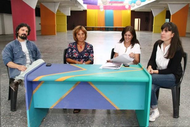Azul: con numerosas propuestas se realiza el Carnaval Infantil