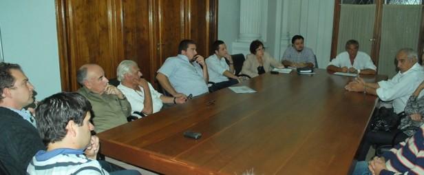 Caleras: el municipio convocará a las grandes cementeras y llevará la problemática a Provincia y a Nación
