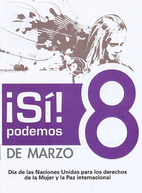 Comienzan las actividades en Olavarría por la Semana de los Derechos de las Mujeres