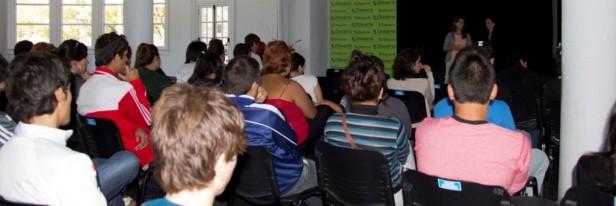 "Charla informativa del Programa ""Empleo Joven"""