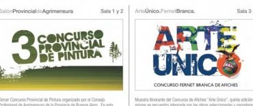 Este sábado inauguran dos nuevas muestras en el Centro Cultural Municipal San José