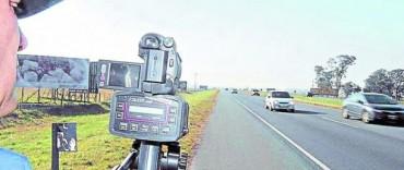 Durante el fin de semana largo el 45% de las infracciones fueron por excesos de velocidad