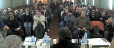 Los municipales definen plan de lucha a nivel provincial