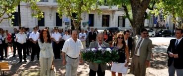 General La Madrid festejó sus 123 años de vida
