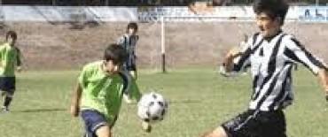 Se inicia un nuevo torneo de fútbol menor en Estudiantes