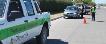 Continúan los operativos de tránsito en distintos puntos de la ciudad
