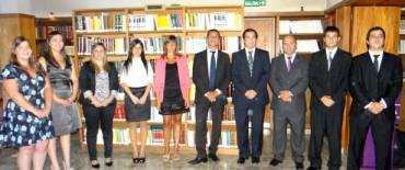 Jura de abogados en Colegio de abogados de  Azul