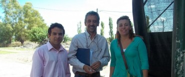 Azul: Funcionarios del área de Medio Ambiente participaron de una jornada de intercambio en Tapalqué
