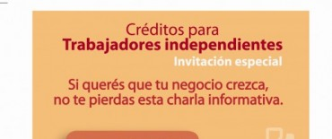La Madrid: reunión informativa por créditos del Banco de la Provincia