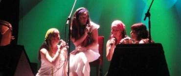 Mujerío presenta De Cuerpo Entero, un grupo de canciones latinoamericanas