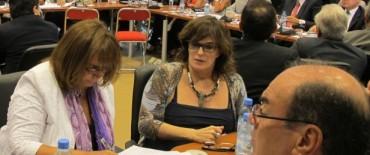 La Diputada por el FPV Gloria Bidegain consideró trascendente el compromiso del gobierno de Irán de aceptar la competencia de los jueces argentinos sobre la causa AMIA.