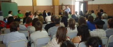 Ciencias de la Salud dio la bienvenida a 70 familias
