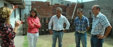 """Eseverri vistió a los chicos del Hogar Municipal """"Peñihuén"""""""