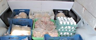 Azul: el Gobierno Municipal decomisó sustancias alimenticias