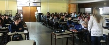 Comenzó el Curso de Ingreso en la Facultad de Ciencias Sociales