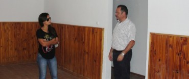 General Alvear: el Intendente Cellillo visito la obra donde funcionara la comisaria de la mujer