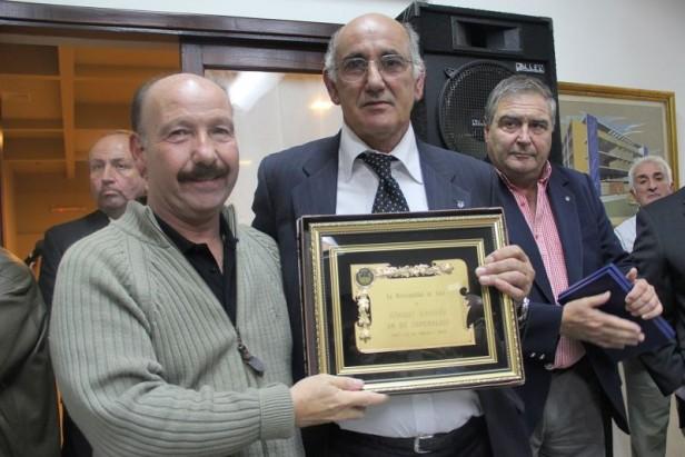 Azul: el Intendente acompañó a Alumni Azuleño en el festejo de su centenario