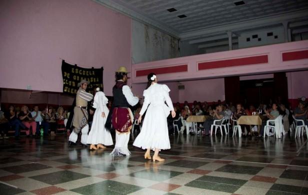 """Pasó """"Nuestra Cultura"""" por Sierras Bayas"""