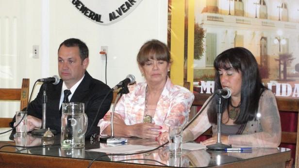 Alvear: sesión especial del Concejo Deliberante por el Día Nacional de la Memoria por la Verdad y la Justicia