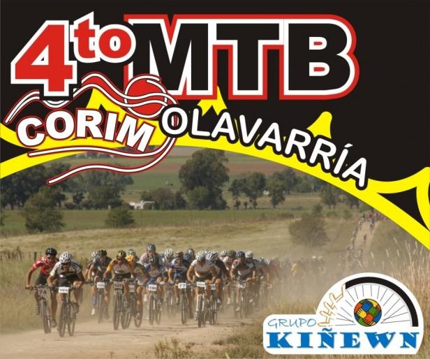 4° carrera de mountain bike a beneficio de CORIM