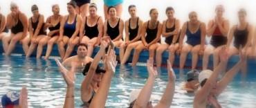 Comienza la temporada de invierno de Natación y Acqua Gym