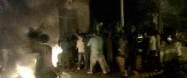 Pueblada en Junín tras el asesinato de una joven de 17 años
