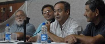 Tapalqué: Abarca se reunió con Gustavo Cocconi y Gustavo Marcos