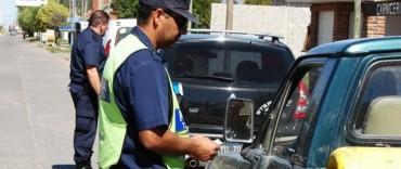 El Gobierno Municipal intensifica los controles de tránsito en Sierra Chica