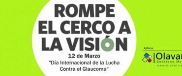 El Gobierno Municipal adhiere al Día Mundial de la lucha contra el Glaucoma
