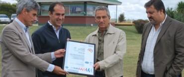 El Relleno Sanitario de Olavarría recibió la certificación ISO 9001