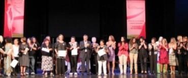 """Mabel Poli y su trabajo en la comunidad que le valió el premio """" Dina Pontoni"""""""