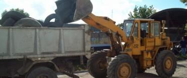 Dengue: se realizaron trabajos en Loma Negra y el jueves se repiten en Hinojo