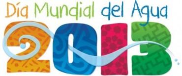 El Gobierno Municipal adhiere al  Día Mundial del Agua de 2013