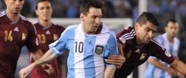 Victoria Argentina en Eliminatorias