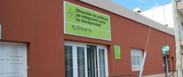 La Dirección de Políticas de Integración en Discapacidad cuenta con una línea telefónica para atender trámites