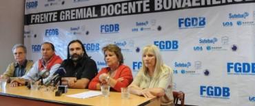 """""""Los trabajadores siempre defendimos la democracia"""""""
