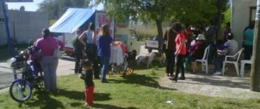 El camión de Pastas, Panificados y Lácteos Para Todos estuvo en Olavarría