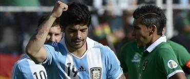 Empata Argentina en Bolivia.