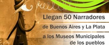 """Habrá colectivos para quienes quieran participar de la Narratón de los """"50 que Cuentan"""""""