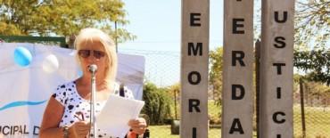 Se inauguró este miercoles la nueva señalización del ex Centro Clandestino de Detención