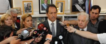 Scioli adelantó que habrá una nueva reunión con docentes